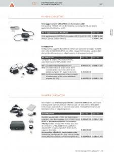 Kit + Set Omega 500