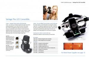 Vantage Plus LED Convertible 2